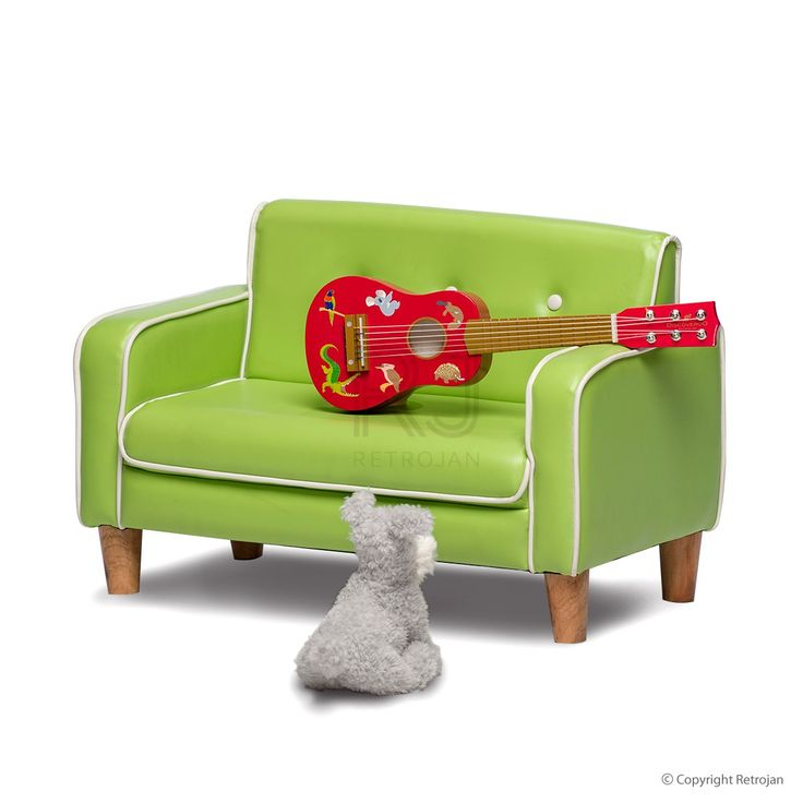El Nino Kids Sofa - Green  | $99.00