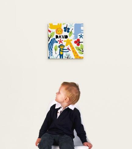 Kids Canvas Art ~ tinyme.com.au
