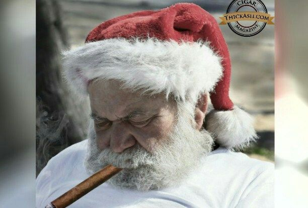 Interview with Santa Claus – A Thick Ash Exclusive – Thick Ash Cigar Magazine