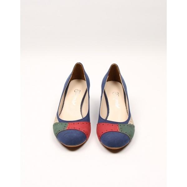 Lacivert Ayakkabı 9-401