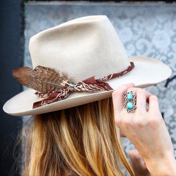 Vintage Stetson Cowboy Hat Bands Cowgirl Hats Western Hat Bands