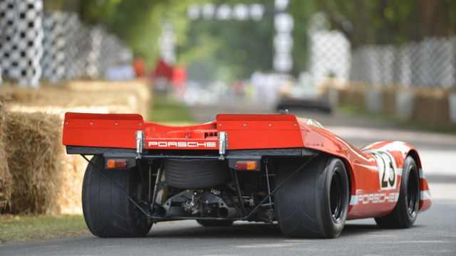 Check Out The Gorgeous Cars Of The Goodwood Festival Of Speed