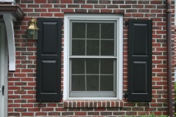 1000 images about shutters window storm security on - Raised panel interior window shutters ...