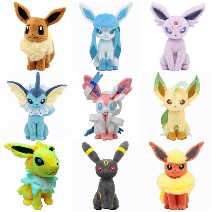 $5.61 (Buy here: https://alitems.com/g/1e8d114494ebda23ff8b16525dc3e8/?i=5&ulp=https%3A%2F%2Fwww.aliexpress.com%2Fitem%2F7-87-20CM-Umbreon-Eevee-Espeon-Jolteon-Vaporeon-Flareon-Glaceon-Leafeon-Animals-Stuffed-Doll-Toy-2016%2F32730483375.html ) 7.87'' 20CM Umbreon Eevee Espeon Jolteon Vaporeon Flareon Glaceon Leafeon Animals Stuffed Doll Toy 2017 Anime Pikachu Plush Toys for just $5.61