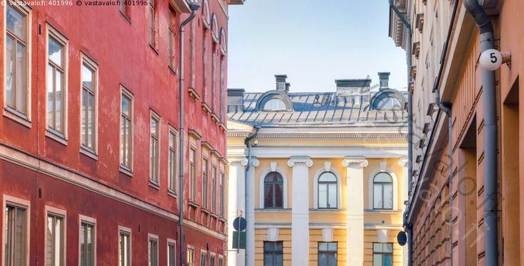 Kuva: Helenankatu - Kruununhaka arkkitehtuuri kaupunki empire ...