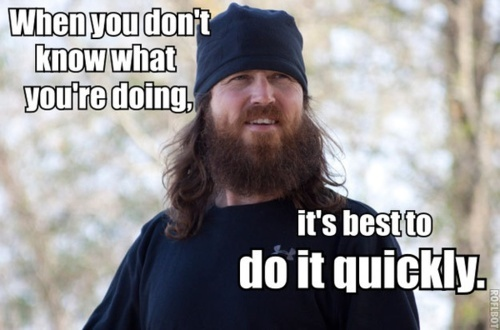 Duck Dynasty Words of Wisdom