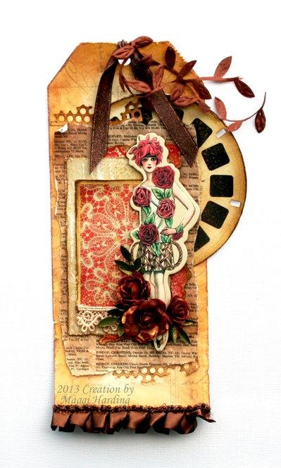 Card: Tag **Flying Unicorn May kOM**