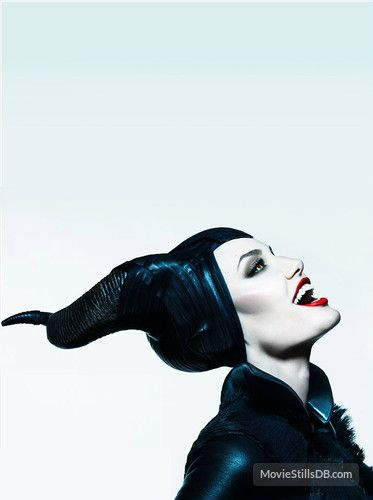 As much as I hated this movie..Angelina Jolie definitely nailed the fierce look of Maleficent!