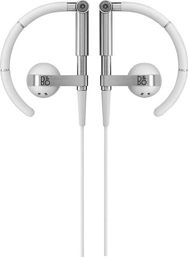 An amazing ultralightweight, adjustable design, these B&O PLAY BeoPLAY clip-on headphones offer a comfortable, customizable fit. The 3 buttons allow you to easily control your connected audio device's music.
