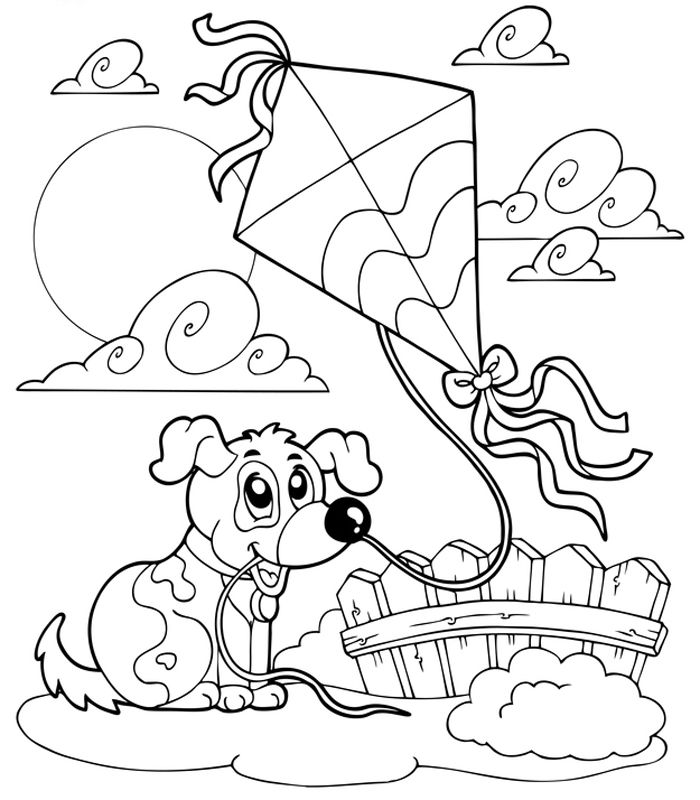 Herbst drachen malvorlage  25+ ide terbaik Malvorlagen herbst di Pinterest