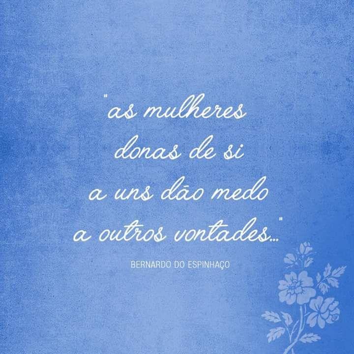 frases, poesias e afins — via Bernardo do Espinhaço