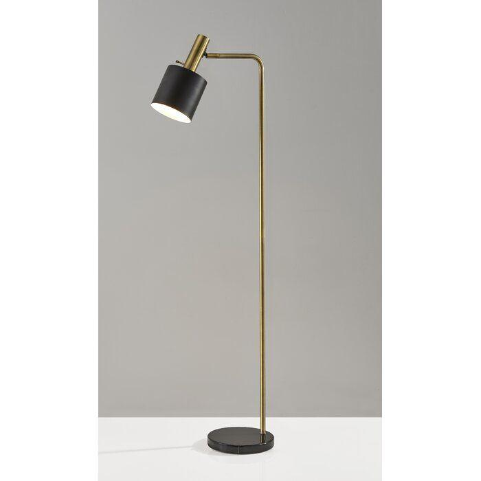 Baskin 61 Task Reading Floor Lamp Allmodern Reading Lamp Floor Floor Lamp Lamp