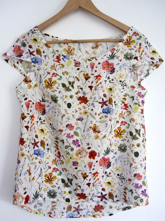 Love! Liberty of London summer shirt!