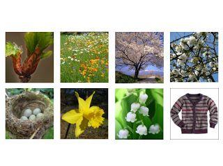 charakteristické znaky jari