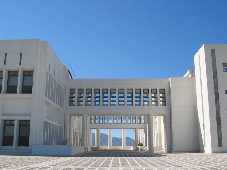 School of Physics of University of Crete, first in Europe