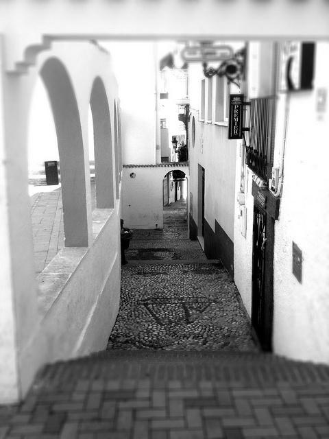 Benidorm Old Town  www.medinahoteles.com Callejon de los Gatos