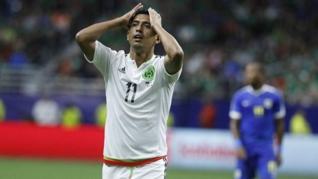 Mexico national team replaces Hernandez and Gutierrez for World Cup qualifiers