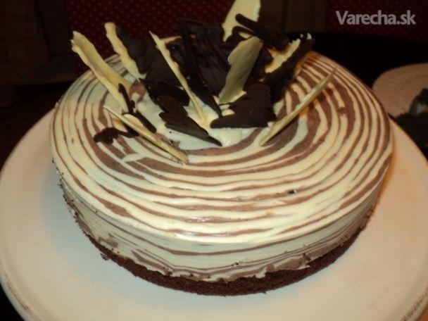 Zebra torta (fotorecept)