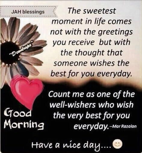 1057 best Good morning wishes images on Pinterest Buen dia, Good - best wishes in life