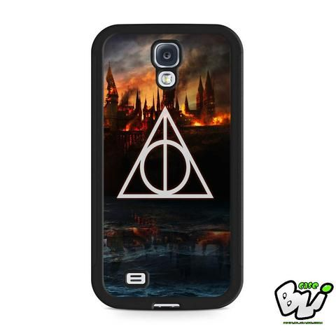 Harry Potter Deathly Hallows Samsung Galaxy S4 Case