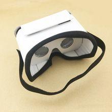 Свет Замок Google Картон 2 2.0 Виртуальная Реальность VR BOX II очки Для 3.5-6.0 дюймов Смартфон Стекло для iphone для samsung //Цена: $US $3.44 & Бесплатная доставка //  #смартфоны #gadget