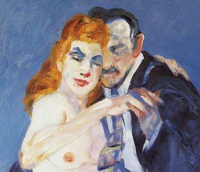 Cultura + Arte: CARLOS ALONSO EN LA GALERIA HOY EN EL ARTE JUNCAL 848