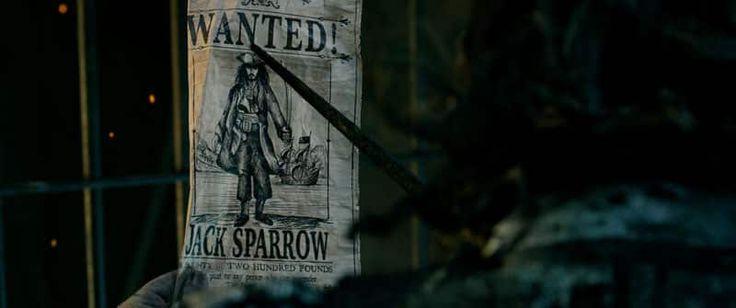 Pirates des Caraïbes 5 : le Capitaine Jack Sparrow est de retour !