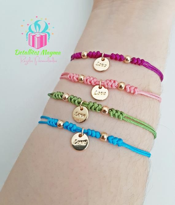 Baby Food Jar Crafts, Baby Food Jars, Cute Bracelets, Beaded Bracelets, Handmade Jewelry Business, Diy, Fashion, Hippie Bracelets, Braided Bracelets
