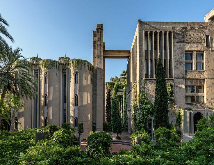 Bellas ruinas - AD España, © Gregory Civera / Lluís Carbonell