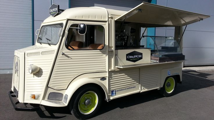 Citroen hy crunch van fit out by dog eat dog inc