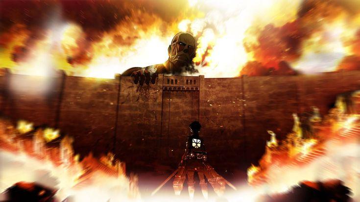 Top 10 des meilleurs fond d'écran d'attaque des titans / Attack on Titan Wallpaper / #manga #ADT ...