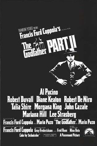 47th Academy Awards Best Picture Winner - The Godfather Part II - Apr 8, 1975