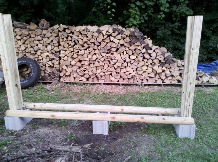 diy firewood rack | Page 2 | Firewood Hoarders Club