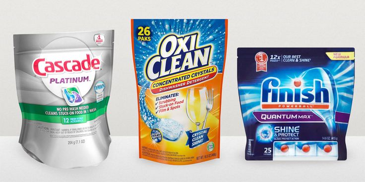 8 Top-Rated Dishwasher Detergents to Run in Your Clean Machine