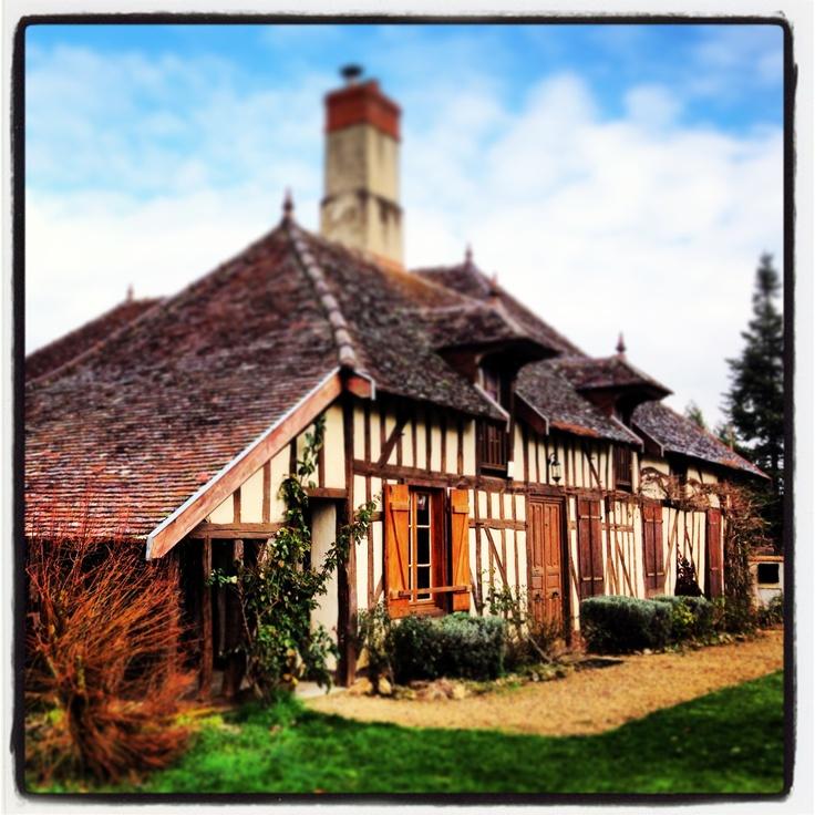 French cottage g te france pinterest fran ais for Pinterest maison de campagne