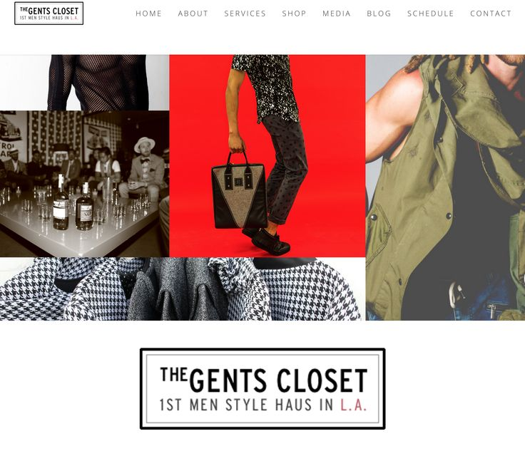 The Gents Closet, A Menswear Website, Did A Photoshoot With The PARK  Portfolio Pack