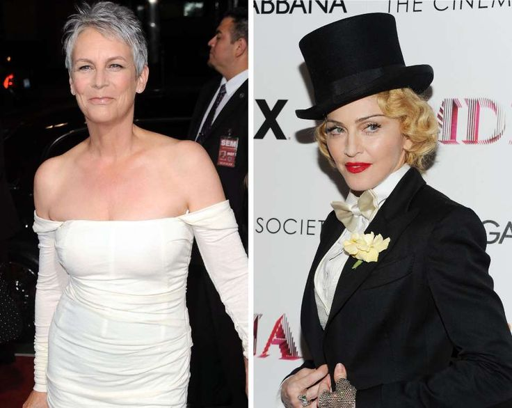 Jamie Lee Curtis and Madonna - 56 -
