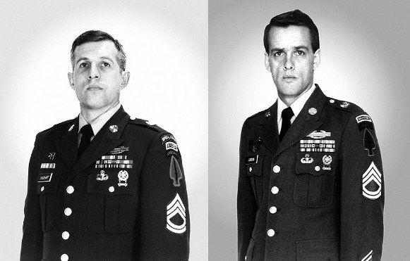 Gary Gordon and Randy Shughart | 15 Heroic Stories Of Americans Making The Greatest Sacrifice