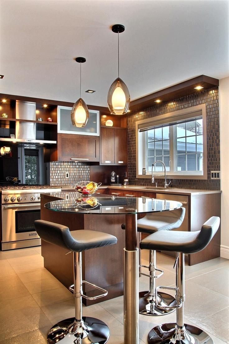 Cuisine classique r alis e par richard levesque design for Decoration cuisine classique