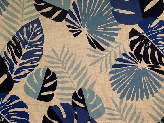 Nouveau Tissu de coton d'impression hawaïen par originalsbyhitomi