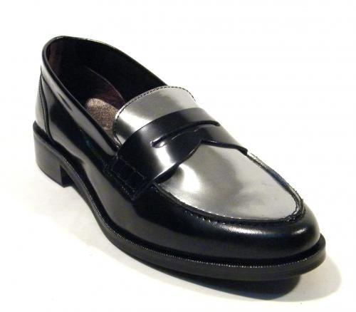Zapatos mocasines castellanos para mujer Funchal Lady