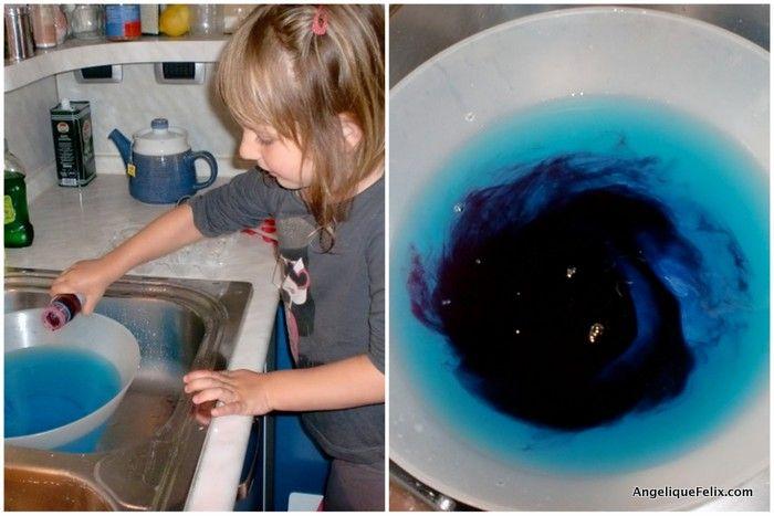 10 EASY science activities for KIDS, toddlers & preschoolers / 10 Makkelijke proefjes voor Kinderen | AngeliqueFelix.com