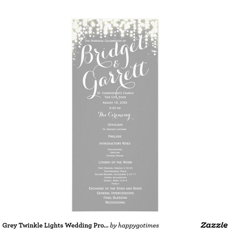 31 best Wedding Invitation & Programs images on Pinterest | Damask ...