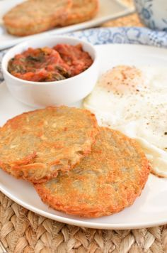 No breakfast is complete without a Crispy Golden Hash Browns and these are syn free and delicious especially when served with perfect eggs.