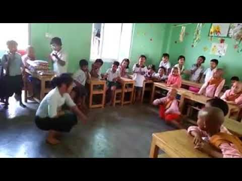 MYANMAR GIRLS PLAYERS