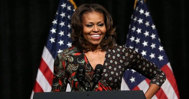 Michelle Obama For President 2020? If Trump Can Do It Anyone Can! :http://gossfeed.com/2016/11/10/michelle-obama-for-president/