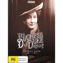 Duchess of Duke Street. First TV show I followed religiously.