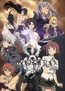 Anime Ministry: Review No 137 : Taboo Tattoo (Good Start,.Bad Endi...