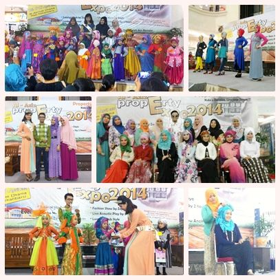 LOMBA FASHION SHOW HIJAB WITH ZOYA
