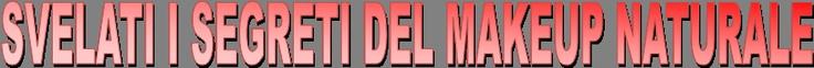 La bellezza naturale insegnata in un e-book ad un prezzo favoloso. Potete creare in casa cosmetici bb cream, rossetti, eye liner, fard fondotinta ombretti ecc. In più eccezionali ricette naturali per pelle grassa, secca, con couperose, acne (l'ultimo ritrovato che annienta il battere dell'acne in modo naturale), punti neri e grani di miglio, autoabbronzanti naturali, tinture naturali per capelli e maschere ristrutturanti!